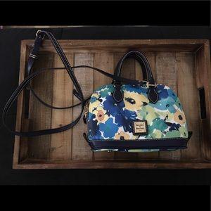 Dooney & Bourke satchel crossbody bag
